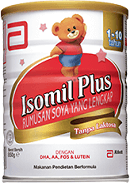 Isomil<sup>®</sup> Plus