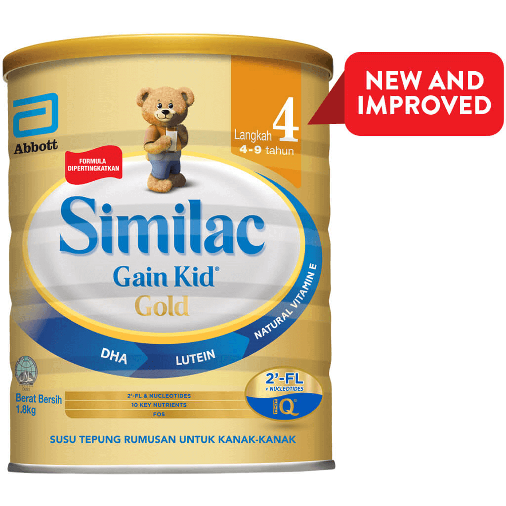 Similac Gain Kid Gold